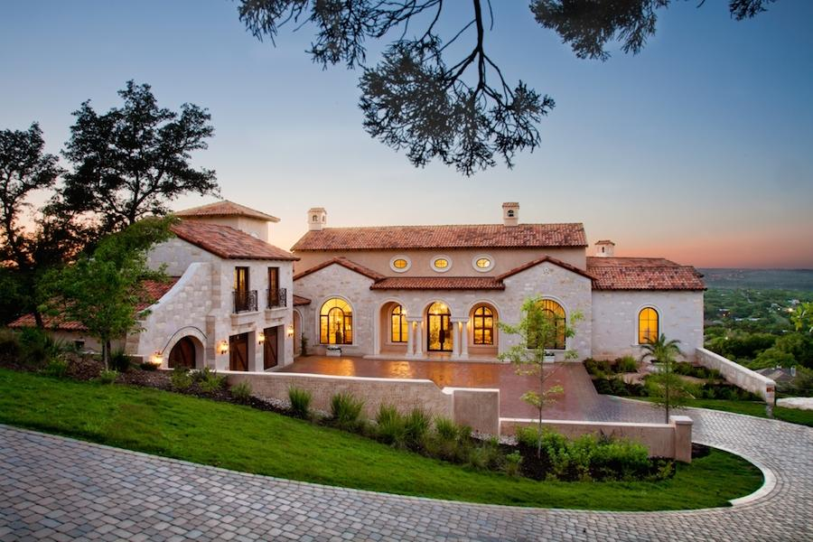 Luxury villas in usa